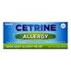 Cetrine Allergy 30 Tablets